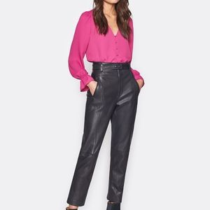 Joie Bolona Silk Top|  Size S